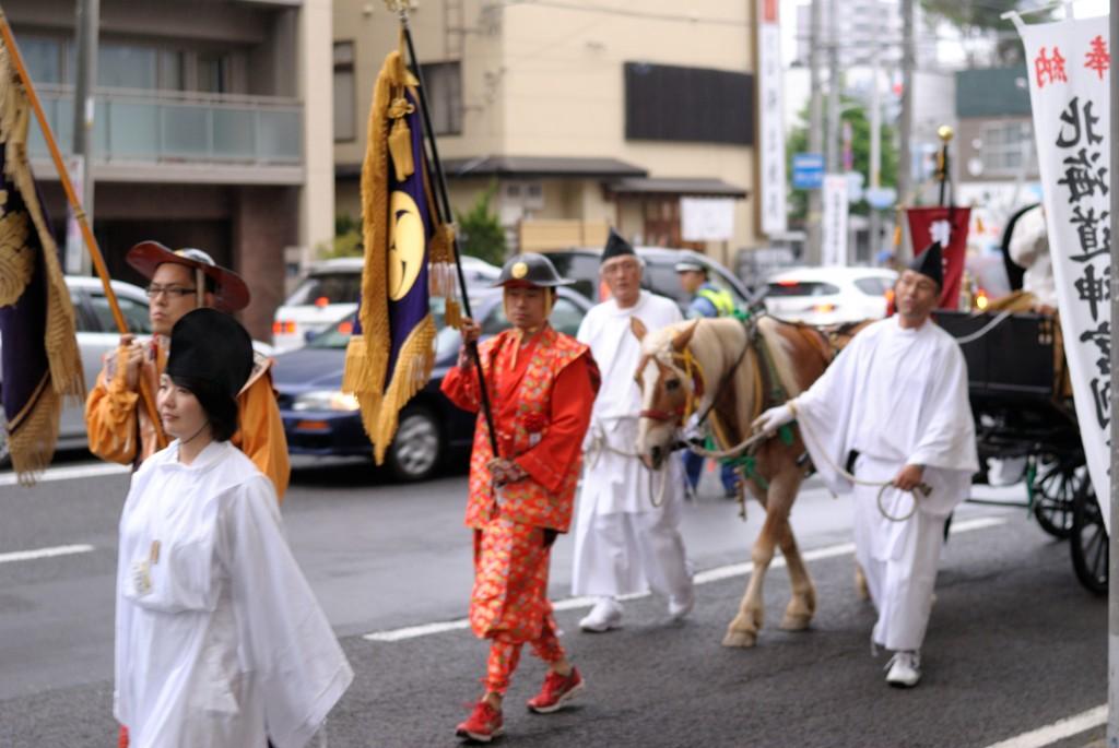 2014年札幌神宮例大祭