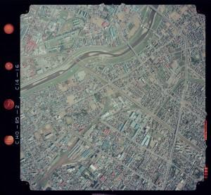 1985年空中写真